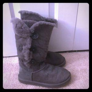 Gray Ugg Boots!!